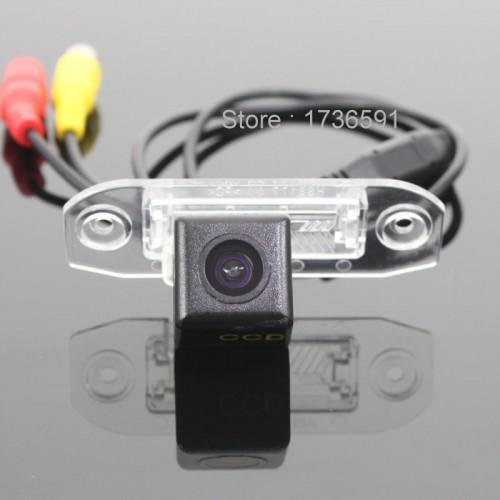 FOR Volvo S40 S40L V40 V50 / HD CCD Night Vision + High Quality Car Revering Camera / Parking Back up Camera / Rear View Camera
