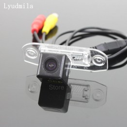 Wireless Camera For Volvo S60 S60L XC60 S80 S80L / Car Rear view Camera / HD CCD Back up Reverse Parking Camera