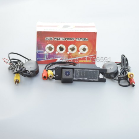 Wireless Camera For Vauxhall / Opel Insignia 2009~2014 Car Rear view Camera / Back up Reverse Camera / CCD Night Vision