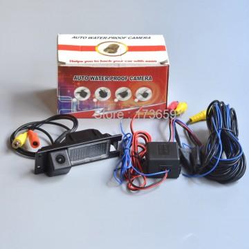 Power Relay Camera For Vauxhall Astra / Corsa / Meriva / Tigra / Vectra / Zafira Car Rear View Camera / Reverse Camera