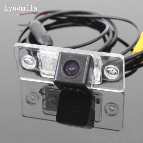 FOR Volkswagen VW Polo Sedan 2003~2008 / Car Parking Camera / Rear View Camera / HD CCD Night Vision + Back up Reversing Camera