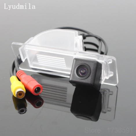 FOR Volkswagen VW New Santana 2012~2015 / Reversing Back up Parking Camera / Rear View Camera / HD CCD Night Vision