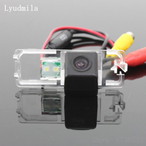 FOR Volkswagen VW Up / SEAT Mii / Skoda Citigo 2011~2015 / Car Reverse Camera / Rear View Camera / HD CCD Night Vision