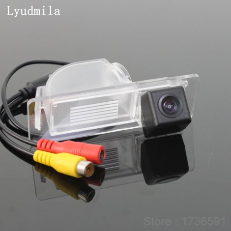 FOR Volkswagen VW Sagitar 2013~2015 / HD CCD Night Vision / Reversing Back up Camera / Car Parking Rear View Camera