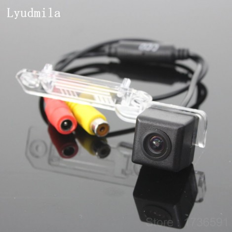 FOR Volkswagen VW Touran 2011~2013 / Car Rear View Camera / Reversing Back up Camera / HD CCD Night Vision + Wide Angle