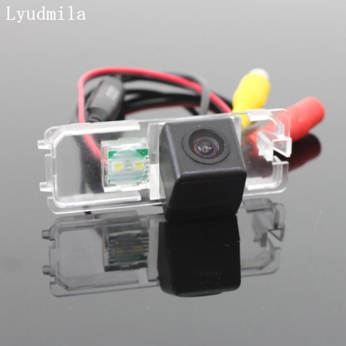 Wireless Camera For Skoda Roomster (Type 5J) 2006~2014 / Car Rear view Camera / HD CCD Night Vision / Reverse Camera
