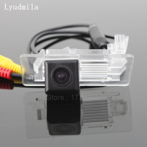 Wireless Camera For Volkswagen Passat B7 Wagon / Car Rear view Camera / HD CCD Night Vision / Back up Reverse Camera