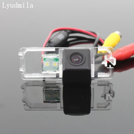 Wireless Camera For SEAT Ibiza 6L 6J SC MK3 MK4 MK5 2002~ / Car Rear view Camera / HD CCD Night Vision / Reverse Camera