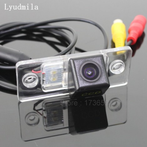 Wireless Camera For Volkswagen VW Polo Sedan 9N MK4 2003~2008 / Car Rear view Reverse Camera / HD CCD Night Vision