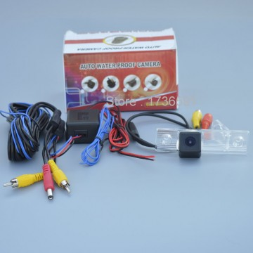 Power Relay For ZAZ Vida 2002~2010 / Car Rear View Camera / Parking Back up Reverse Camera /  HD CCD Night Vision