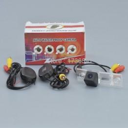 Wireless Camera For ZAZ Vida 2002~2010 / Car Rear view Camera / Reverse Camera / HD CCD Night Vision