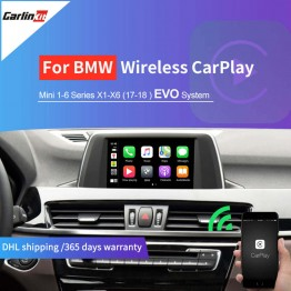BMW EVO System Carplay  Support Mirrorlink /Airplay/IOS 14  Map Music Wireless Apple  Carplay/Android Auto