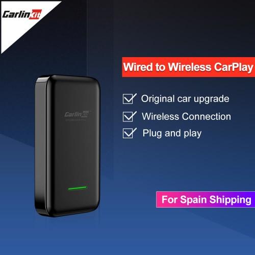 For Audi Proshe Benz VW Volvo USB Carplay Dongle  Wired to Wireless CarPlay Wireless Activator