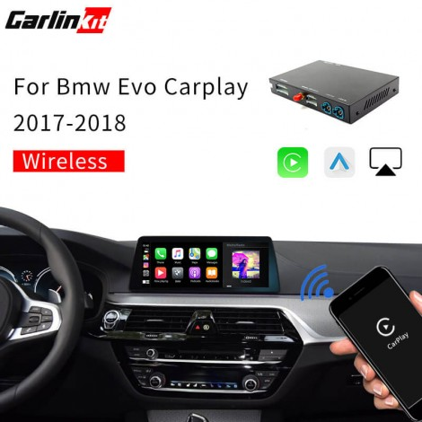 BMW 2017-2019 1/2/3/4/5/7Series X3 X4 X5 X6 MINI Carlinkit Wireless Apple Carplay Android