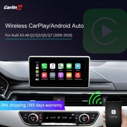 Audi A3/A4/A4/A5/A6/A7/A8/Q3/Q5/Q5 With AMI Airplay Mirrorlink Auto Connect Wireless CarPlay Android Auto
