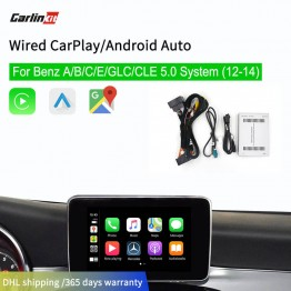 Apple Carplay / Box for Benz A/B/C/E/GLS/GLE NTG5.0 2015-2018 iOS  Support