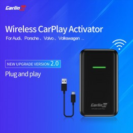 Apple CarPlay Wireless Activator for Audi Porsche WV Volvo Auto Connect Wireless Adapte
