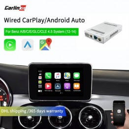 Smart link Apple Carplay /Android Auto Box for Benz-Mercedes NTG4.5