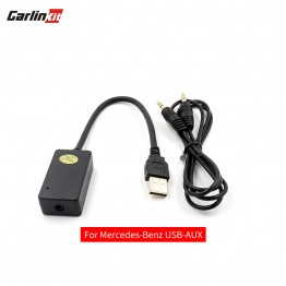 AMI-AUX Cable for Mercedes-Benz USB-AUX for 5.0 system 7 inch screen
