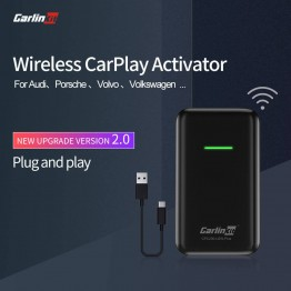 Audi Porsche Wolkswagen Volvo Original car CarPlay Wireless Activator Auto connect