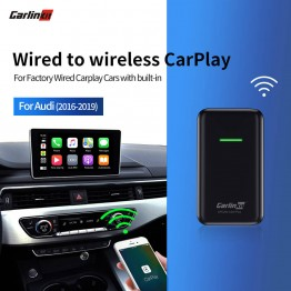 CarPlay Wireless Activator for Audi Benz Hyundai VW Original car with CarPlay Wireless