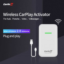 CarPlay Wireless Activator for Audi Porsche Wolkswagen Volvo Original car with CarPlay Wireless Carplay Adapter