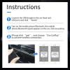 CarPlay Wireless Activator for Audi Porsche Wolkswagen Volvo Original car with CarPlay Wireless Carplay Adapter