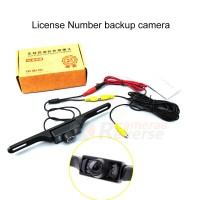 license plate number car rearview camera | Reverse-cameras