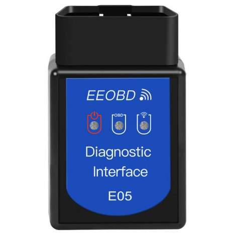 E05 EEOBD WIFI car diagnostic instrument OBD2 car detector ELM327 OBDII