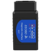 E07 EEOBD WIFI car diagnostic instrument OBD2 car detector ELM327 OBDII