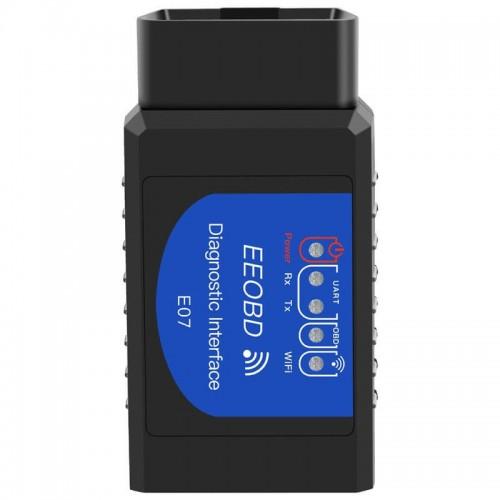 E07 EEOBD WIFI car diagnostic instrument OBD2 car detector ELM327 OBDII