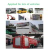 Best 12/24 Volt rear view camera for trucks/Bus   Reverse-Cameras