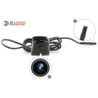 Universal Intelligent Dynamic Trajectory Parking Line Camera Reverse Backup Vehicle Tracks Rear Camera For any Car Monitor | Reverse-Camera