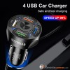 Wholesale Car Mobile Phone Charger USB Charger