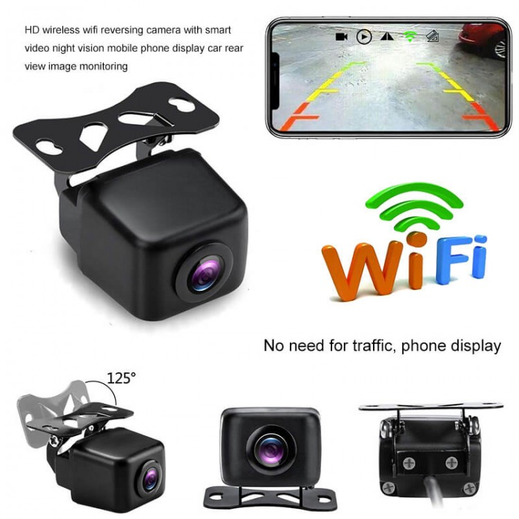 Back Up Cameras >> Best Wifi Backup Camera System By Rear View Safety Maxoem