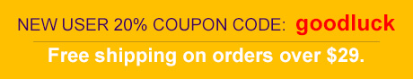 coupon code & free shipping