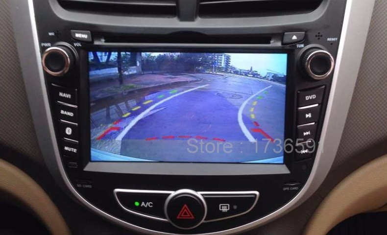 Car Intelligent Parking Tracks Camera For Holden Barania