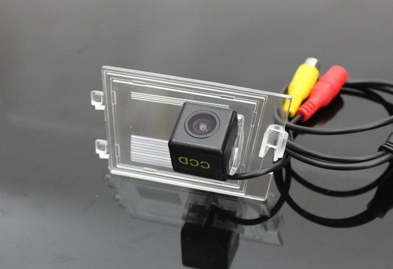 HD 720p Rear Camera Reversing Backup Camera Rearview License Plate Parking Camera Waterproof for Jeep Liberty Grand Cherokee Compass Patriot 2007 2015