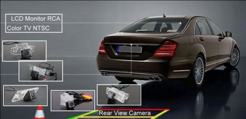 suvs with Rear View Camera